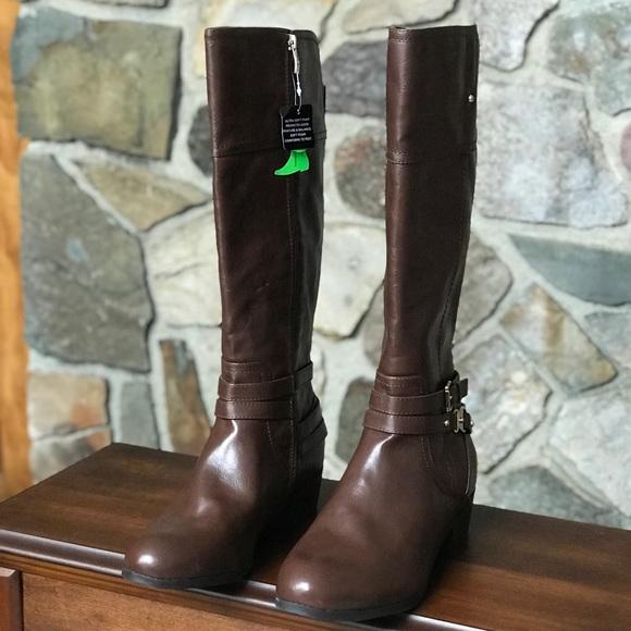 fb4d3d3f35e6 🔅Liz Claiborne wide calf boots 12